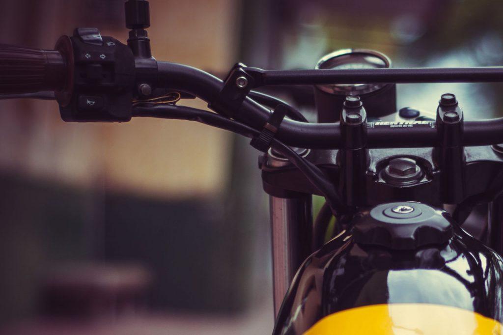 Chana Motorbike