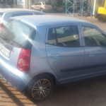 Stripping Picanto 1.1 2009 for used secondhand spares