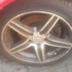 Spare car parts W203 C230 Coupe