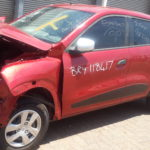 KWID 2017 model stripping for spares