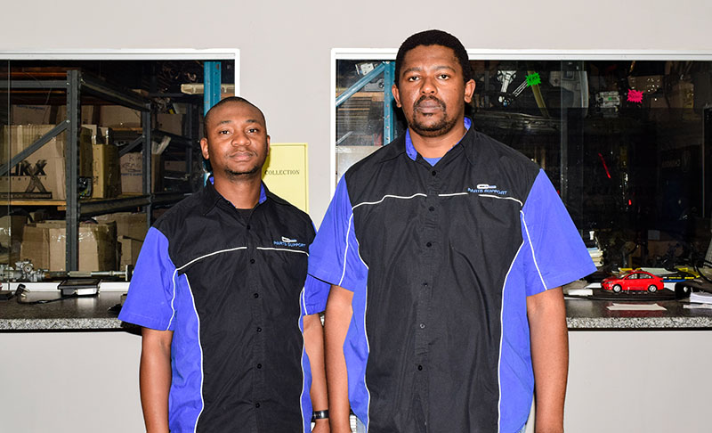 PS NEW Parts Team